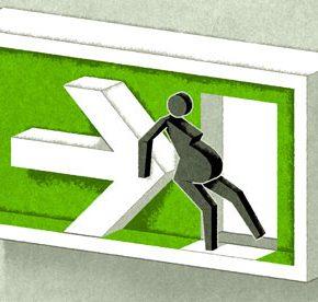 Trudnoća kao prepreka do posla