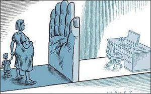 diskriminacija na poslu