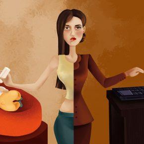 Majke super produktivne, ali na ivici burnouta