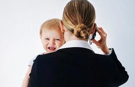 Gospođo, imaš dijete? Daj otkaz!